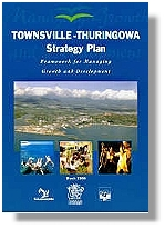 Townsville Thuringowa Strategy Plan cover