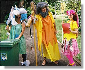 EcoFiesta - Waste Fairies: Fun waste education